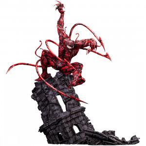 Kotobukiya Marvel Universe Maximum Carnage Fine Art Statue (red)