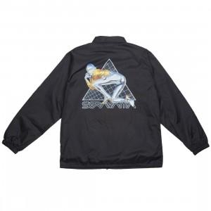 Medicom x SYNC x Hajime Sorayama Men Sexy Robot 02 Coach Jacket (black)