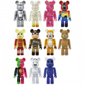 Medicom Bearbrick Series 30 Figure - 1 Blind Case (24 Blind Boxes)