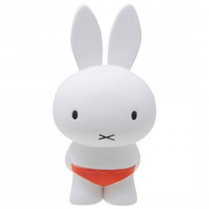 Medicom UDF Dick Bruna Series 3 Miffy Playing In Water Ultra Detail Figure (orange)