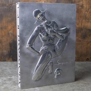 Medicom x Hajime Sorayama New Catalogue Sorayama Special Edition (gray)