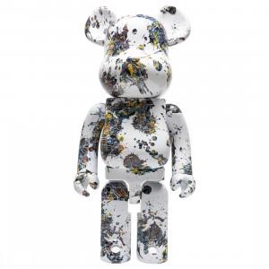 Medicom Jackson Pollock Studio Splash 1000% Bearbrick Figure (multi)