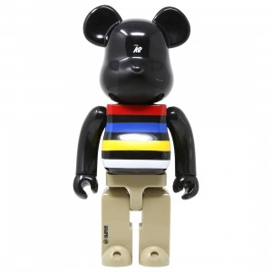 Medicom K2 Sports 400% Bearbrick Figure (black)