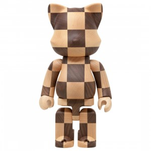 Medicom Karimoku Chess 400% Nyabrick Figure (brown)