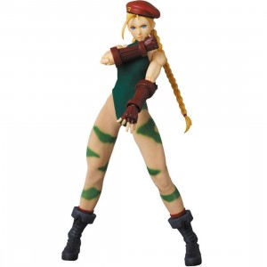 Medicom RAH Cammy Version 2.0 Figure (green)