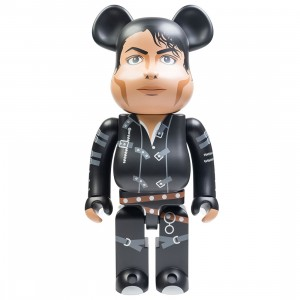 Medicom Michael Jackson BAD 1000% Bearbrick Figure (black)