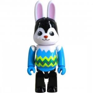 Medicom 2016 Easter 100% Rabbrick Figure - Blue Version (blue)