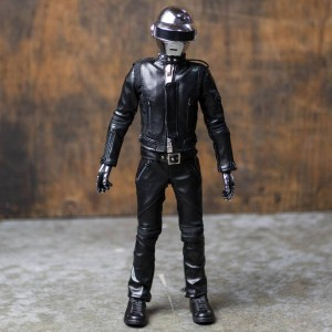 Medicom RAH Daft Punk Human After All Ver. 2.0 - Thomas Bangalter Figure (black)