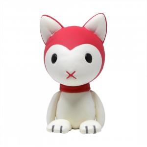Medicom UDF Studio Chizu Series 2 Wolf Children Yuki Plush Figure (red)