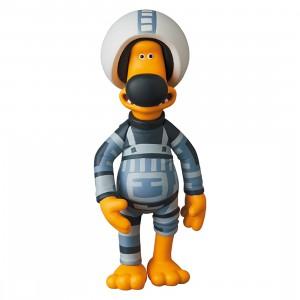 Medicom UDF A Shaun the Sheep Movie Farmageddon Bitzer Figure (orange)