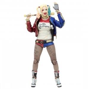 Medicom MAFEX Suicide Squad Harley Quinn Figure Re-Run (beige)