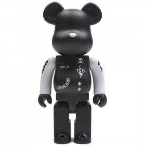 Medicom SSUR 400% Bearbrick Figure (black)