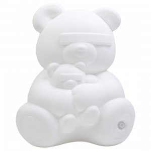 Medicom Undercover Bear Floor Lamp (white)