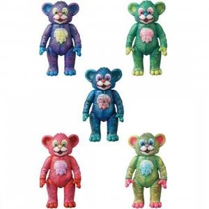 Medicom IT Bear By Milkboy Toys VAG Vinyl Artist Gacha Box Series 13 Figure - 1 Blind Box