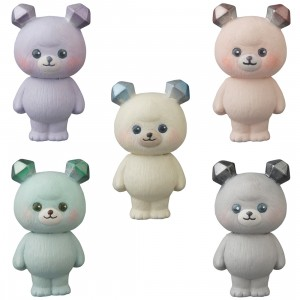 Medicom VAG Vinyl Artist Gacha Box Series 22 By MAMES A Bear Cub Ice Figure - 1 Blind Box