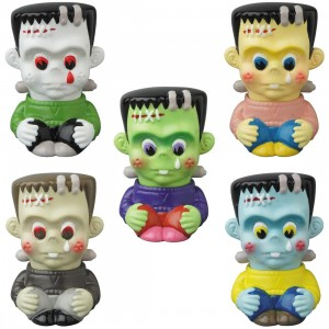 Medicom VAG Vinyl Artist Gacha Box Series 23 By Headlock Studio Lil' Sad Franky Figure - 1 Blind Box