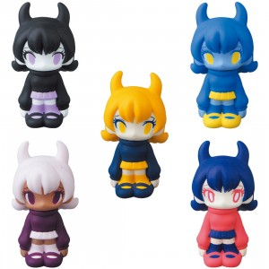 Medicom VAG Vinyl Artist Gacha Box Series 26 By Kae Tanaka Kae Chan Vol. 1 Figure - 1 Blind Box