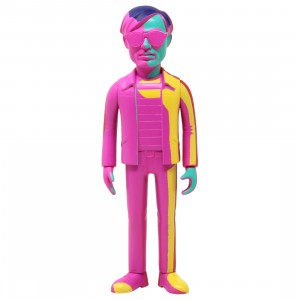 Medicom VCD Andy Warhol Silkscreen Variant 2020 Ver. Figure (pink)