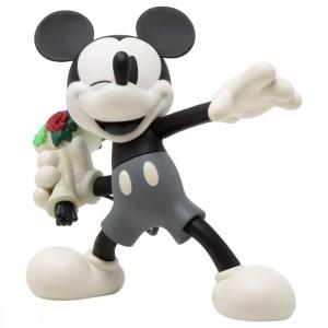 Medicom VCD Disney Throw Mickey B&W Ver. Figure (black)
