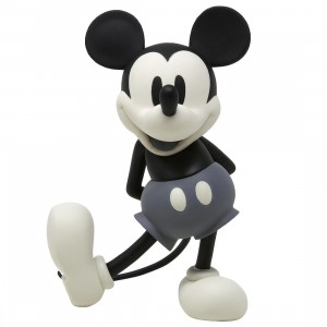 Medicom VCD Mickey Mouse Standard B&W ver. Figure (black)