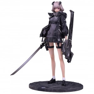 PREORDER - Myethos A-Z [B] 1/7 Scale Figure (black)