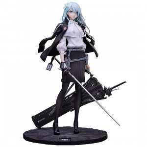 PREORDER - Myethos A-Z [S] 1/7 Scale Figure (black)