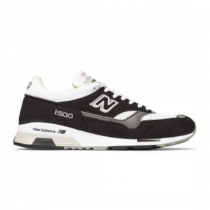 New Balance Men 1500 M1500KGW - Made In UK (black / white / grey)