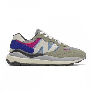 New Balance Men 57/40 M5740DD1 (gray / pink zing)