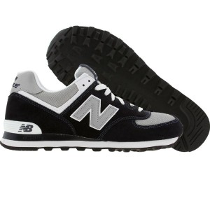 New Balance Men 574 M574BGS (navy / light grey / white)