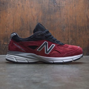 New Balance Men 990v4 M990RB4 - Made In USA (red / mercury red / black)