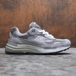 New Balance Men 992 M992GR - Made In USA (gray)