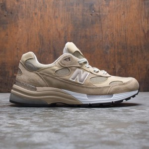 New Balance Men 992 M992TN - Made In USA (tan)
