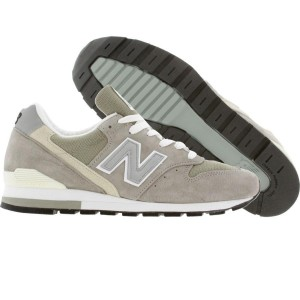 New Balance Men 996 M996 - Made In USA (gray / white)