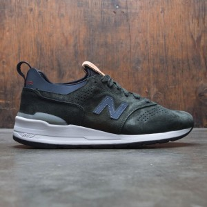 New Balance Men 997R M997HB2 - Made In USA (green / blue)