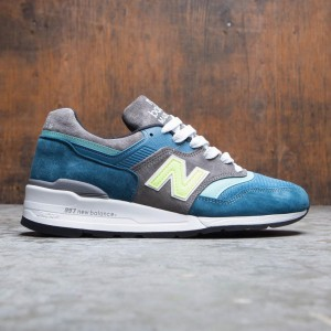 New Balance Men 997 M997PAC - Made In USA (blue / green)