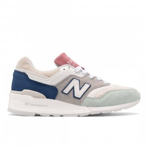New Balance Men 997 M997SOA - Made In USA (gray / green)