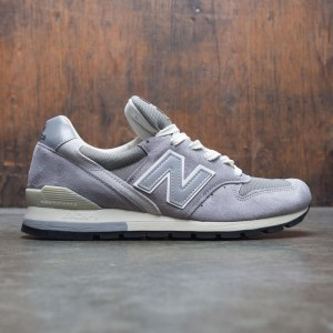 New Balance Men 996 ML996DK - Made In USA (gray / white)