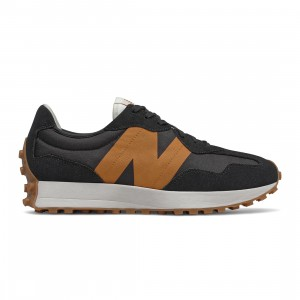 New Balance Men 327 MS327HN1 (black / madras Orange)