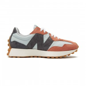 New Balance Men 327 MS327JC1 (orange / rust brown / grey)