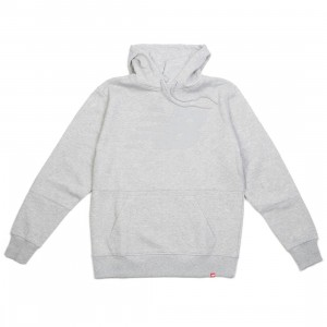 New Balance Men Essentials Hoodie (gray / athletic grey)