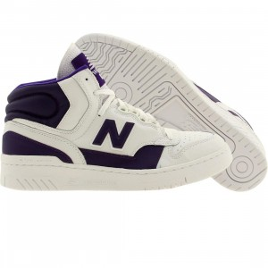 New Balance Men P740LA - James Worthy Los Angeles Lakers (white / purple)