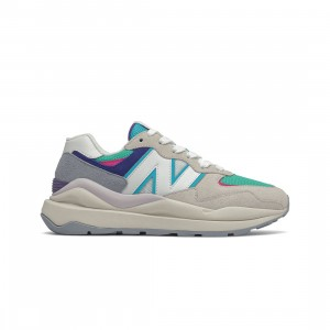 New Balance Women 57/40 W5740PL1 (gray / astral glow / prism purple)