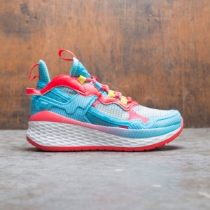 New Balance Women Test Run Project 2.0 WTRP2CR (blue / energy red / bayside / sulphur yellow)