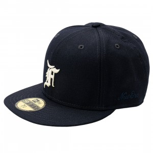 New Era x Fear Of God Essentials 59Fifty Fitted Cap (navy)