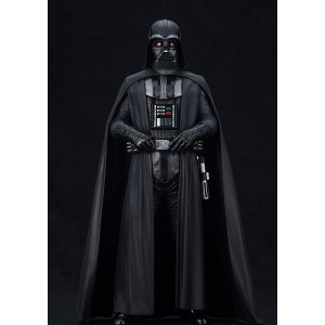PREORDER - Kotobukiya ARTFX Star Wars Darth Vader Episode IV A New Hope Version Statue Re-run (black)