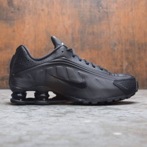 Nike Men Shox R4 (black / black-black-white)