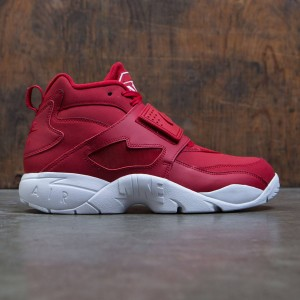 Nike Men Air Diamond Turf (gym red / gym red-white)