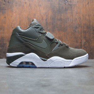 Nike Men Air Force 180 (khaki / cargo khaki-white)