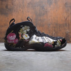 Nike Men Air Foamposite 1 (black / black-white)