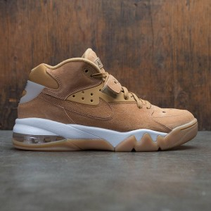 Nike Men Air Force Max Premium (flax / flax-phantom-gum light brown)